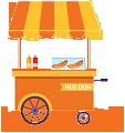 Уличная еда, стрит-фуд